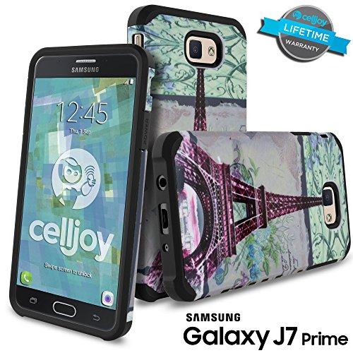 Slim Shockproof Case for Samsung Galaxy On7 (Black) - 8