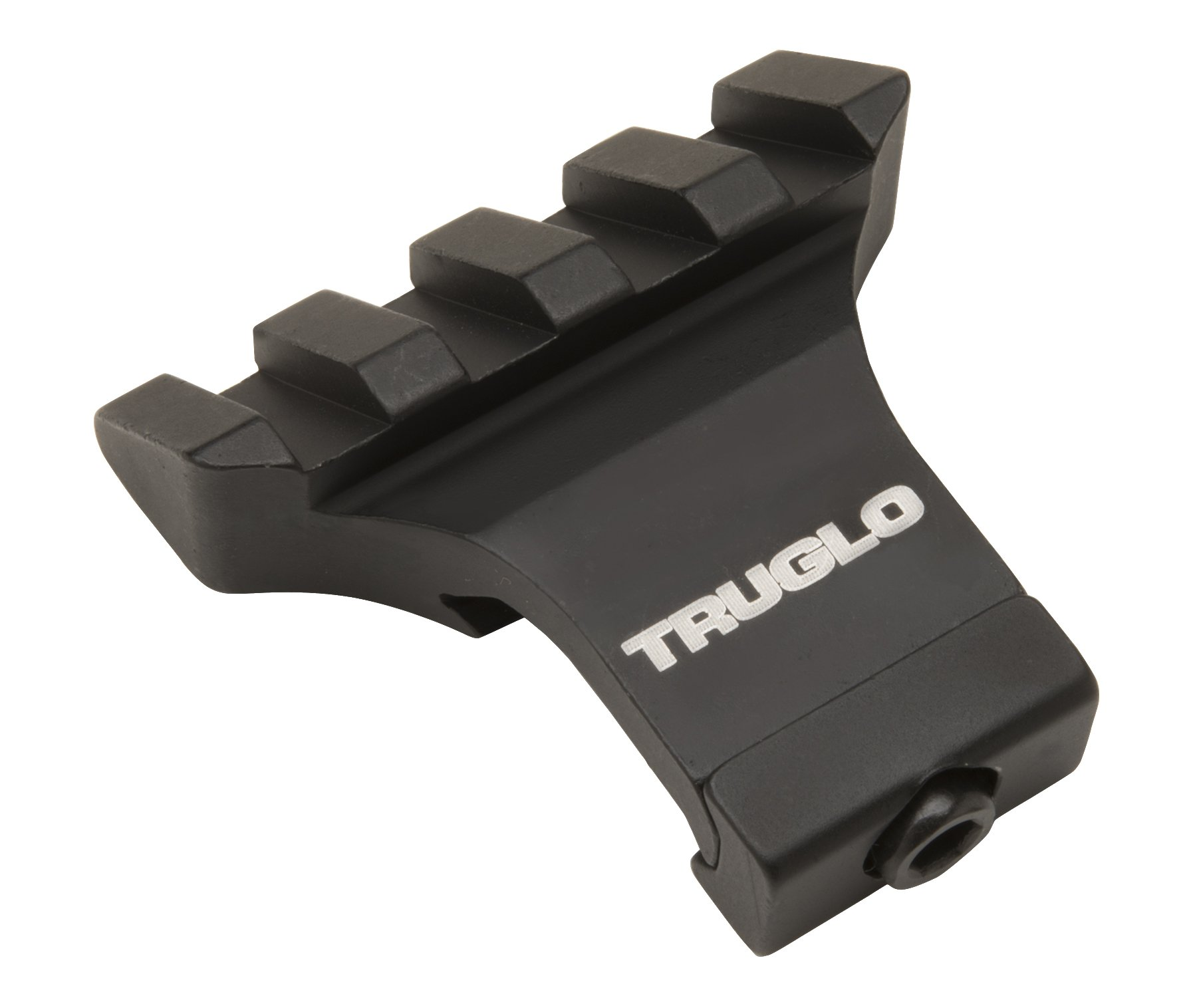 TRUGLO Offset Picatinny Riser Mount for Scopes or Dot Optics