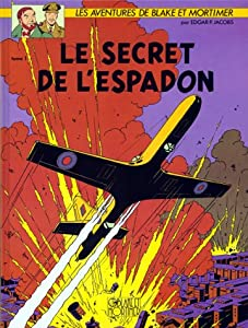 """Afficher """"Le Secret de l'Espadon n° 1 La Poursuite fantastique"""""""