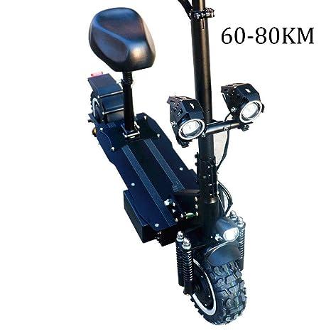 SSCJ Scooter eléctrico 3200W de Alta Potencia Scooter ...