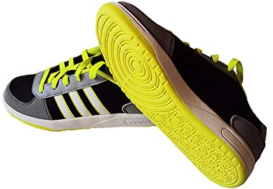 save off picked up get online adidas Neo Damen Sneaker grau Neongelb: Amazon.de: Schuhe ...