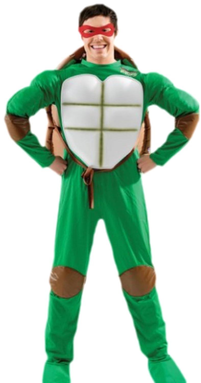 erdbeerclown - Hombre Disfraz Teenage Mutant Ninja Turtle ...