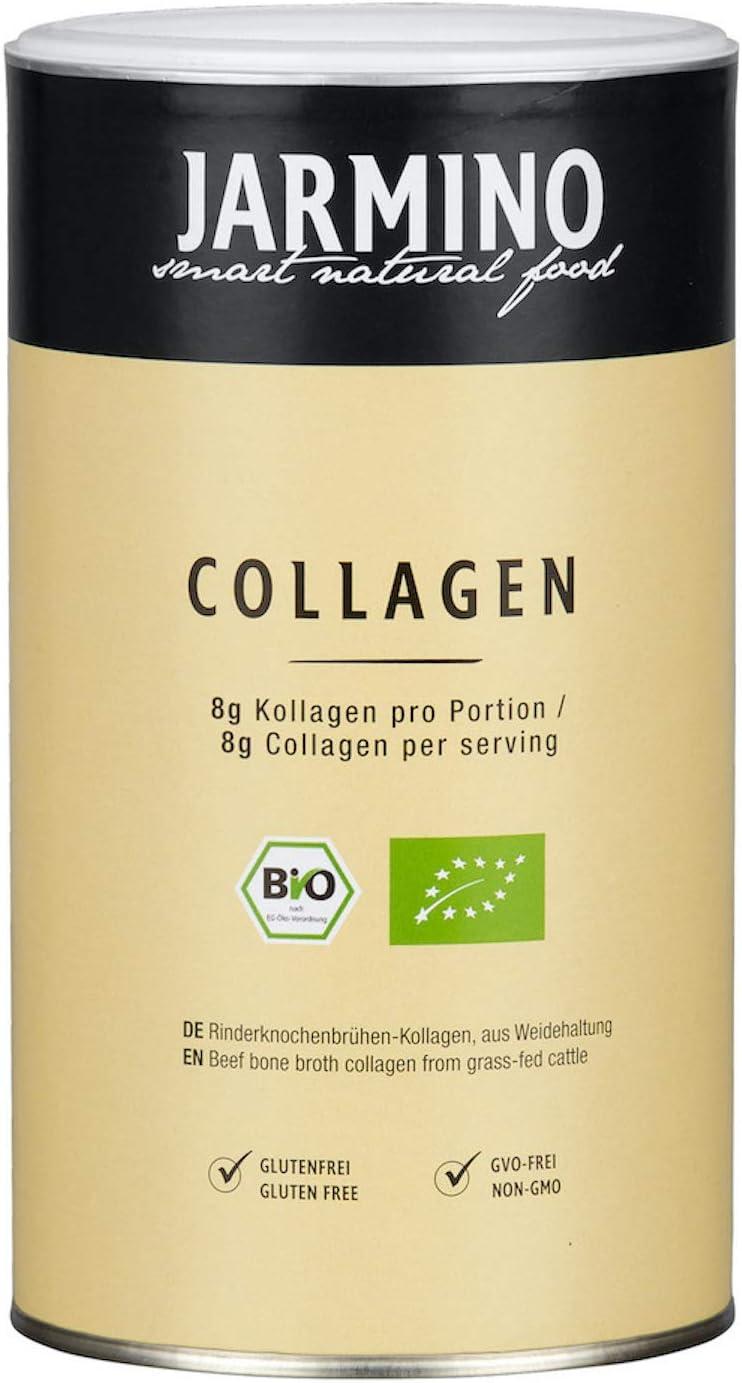 BIO Colageno en Polvo | Colágeno biológico en lugar de colágeno hidrolizado | Bone Broth premium collagen complex | 300g