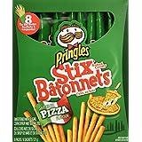 Pringles Stix Pizza Flavor 8 Packs, 121 g