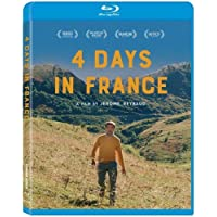 4 Days in France [Blu-ray]