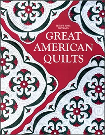 Book Great American Quilts 1994 (Book 1)