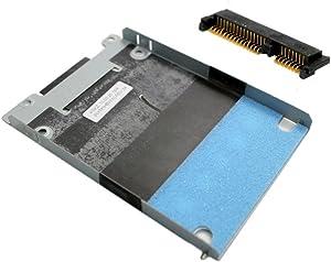 Dell Precision M6400 Hard Drive Caddy & Connector J501F