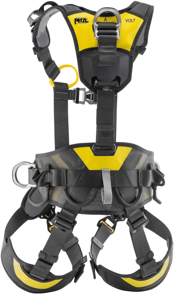 VOLT Fall Arrest And Work Positioning Full Body Harness ANSI OSHA CSA Size 1