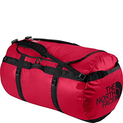 893d58d76 The North Face Base Camp Duffel - Small TNF Red/TNF Black 2