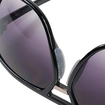 Eyewear Accessories Discreet 10 Colors U Shape Anti-slip Nose Pad Silicone Stick On Pad Eyeglass Sunglasses
