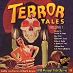 Terror Tales, Volume 1 |  RadioArchives.com