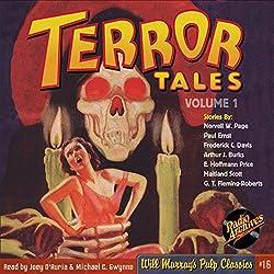 Terror Tales, Volume 1