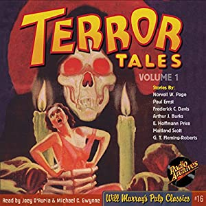 Terror Tales, Volume 1 Audiobook