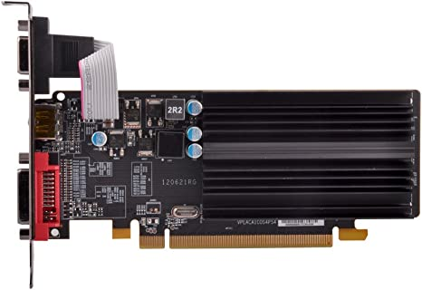 Amazon.com: XFX AMD Radeon HD 5450 1 GB GDDR3 VGA/DVI/HDMI ...