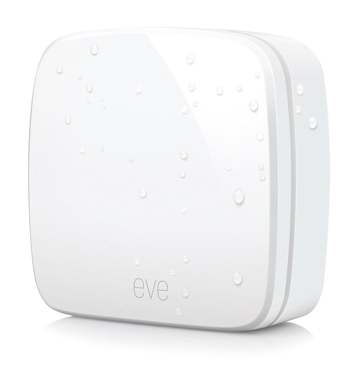 Eve Weather - Wireless Outdoor Sensor with Apple HomeKit technology, Bluetooth Low Energy Elgato 10027800