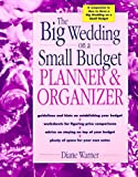 The Big Wedding on a Small Budget Planner & Organizer
