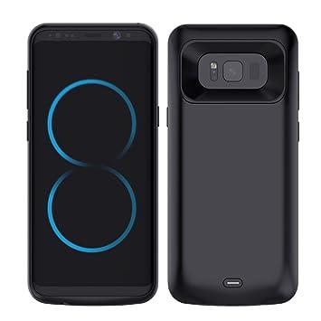 Amazon.com: Samsung S8 Battery Case, Yuqoka 5000mAh Portable ...