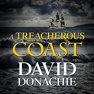 A Treacherous Coast Audiobook