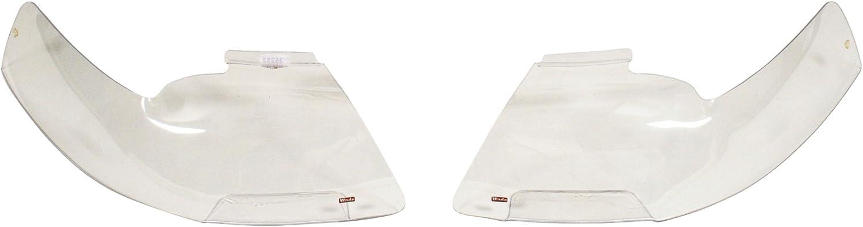 Pair Westin Wade 72-40291 Clear Light Guard Headlight Cover