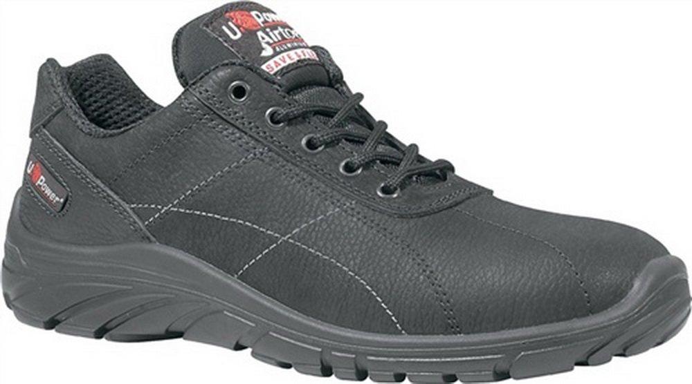 Zapatos de seguridad S3 Src gessato Talla 46 W.11 Negro U de Power nobuck: Amazon.es: Electrónica