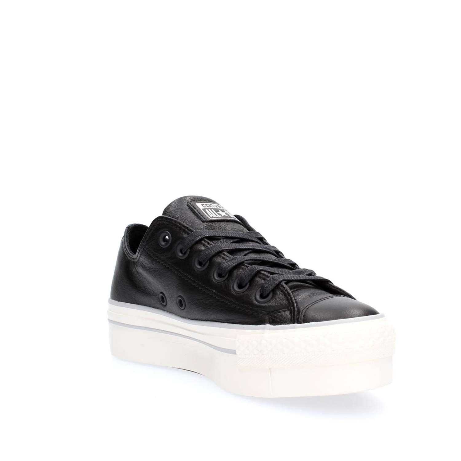 Converse 559016c Sneakers Mujer Black/mouse/white 35 cb9mx