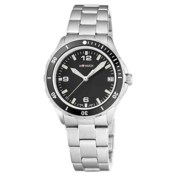 SJ Reloj de pulsera Cuarzo Mujer correa de Acero inoxidable Plateado: Amazon.es: Relojes