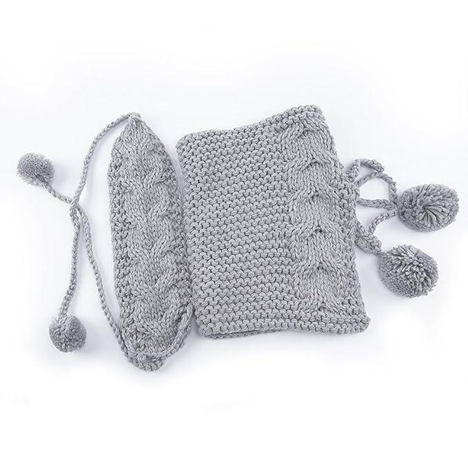 Amazon.com: Vandot Baby Kids Cálido Invierno Sombrero ...