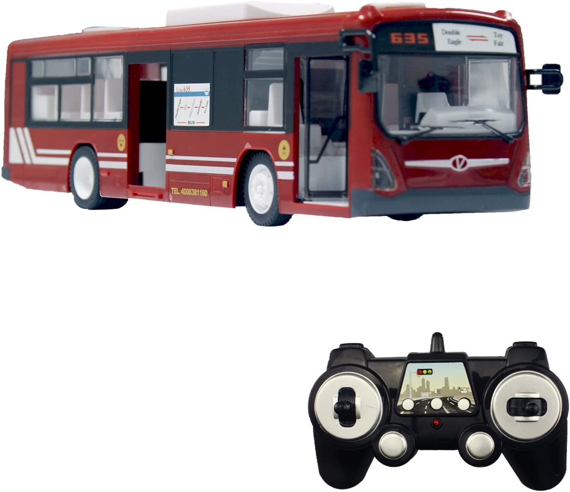 Top 6 Best Rc Buses (2020 Reviews & Buying Guide) 5