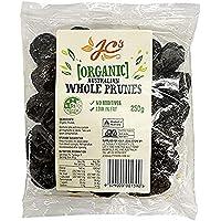 Organic Whole Prunes