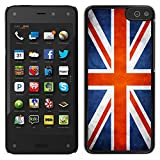 GREAT PHONE CASE GIFT // Mobile Phone Case Hard Case PC Derecative Cover Shell for Amazon Fire Phone /National Flag Nation Country Great Britain UK/