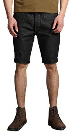 816a598b92 Men's Blue Cotton Big & Tall Distressed Ripped Bleached Denim Jeans ...