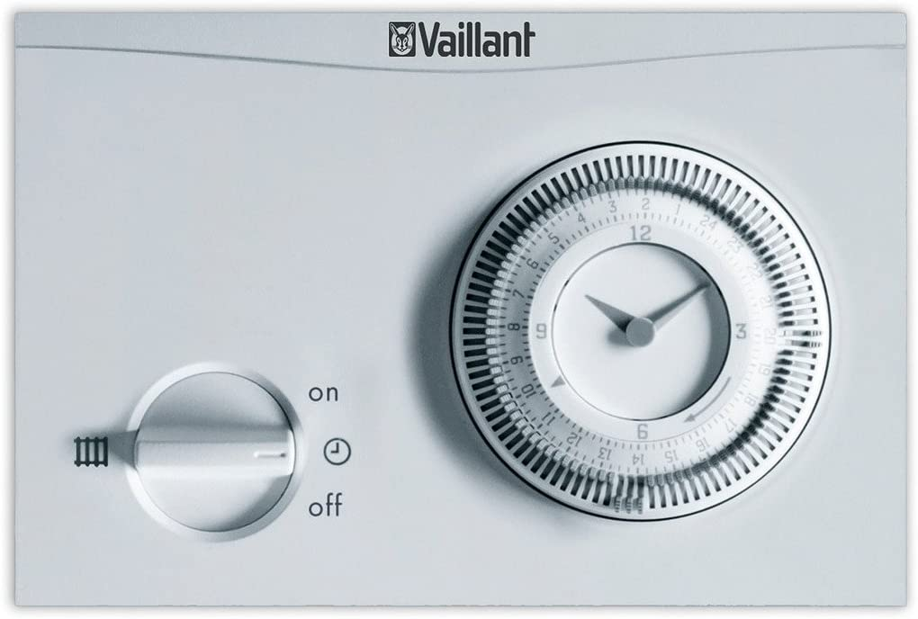 Vaillant 0020116882 timeSWITCH 150, Plastic, White
