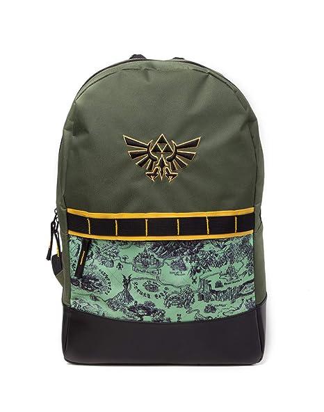 Nintendo Legend of Zelda All-Over Print Backpack 24d6f5b06430c