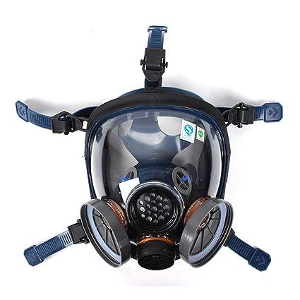 Amazon.com: LAIABOR Respirador de vapor orgánico de cara ...