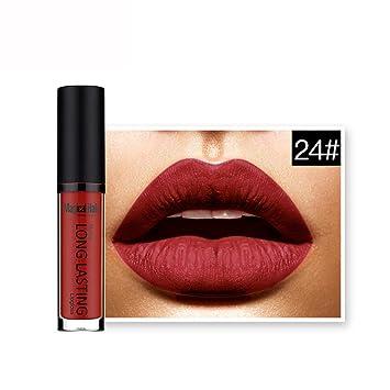 À Lèvres Imperméable Rouge Liquide covermason L'eau Mate Rouges 5RSLj34Acq