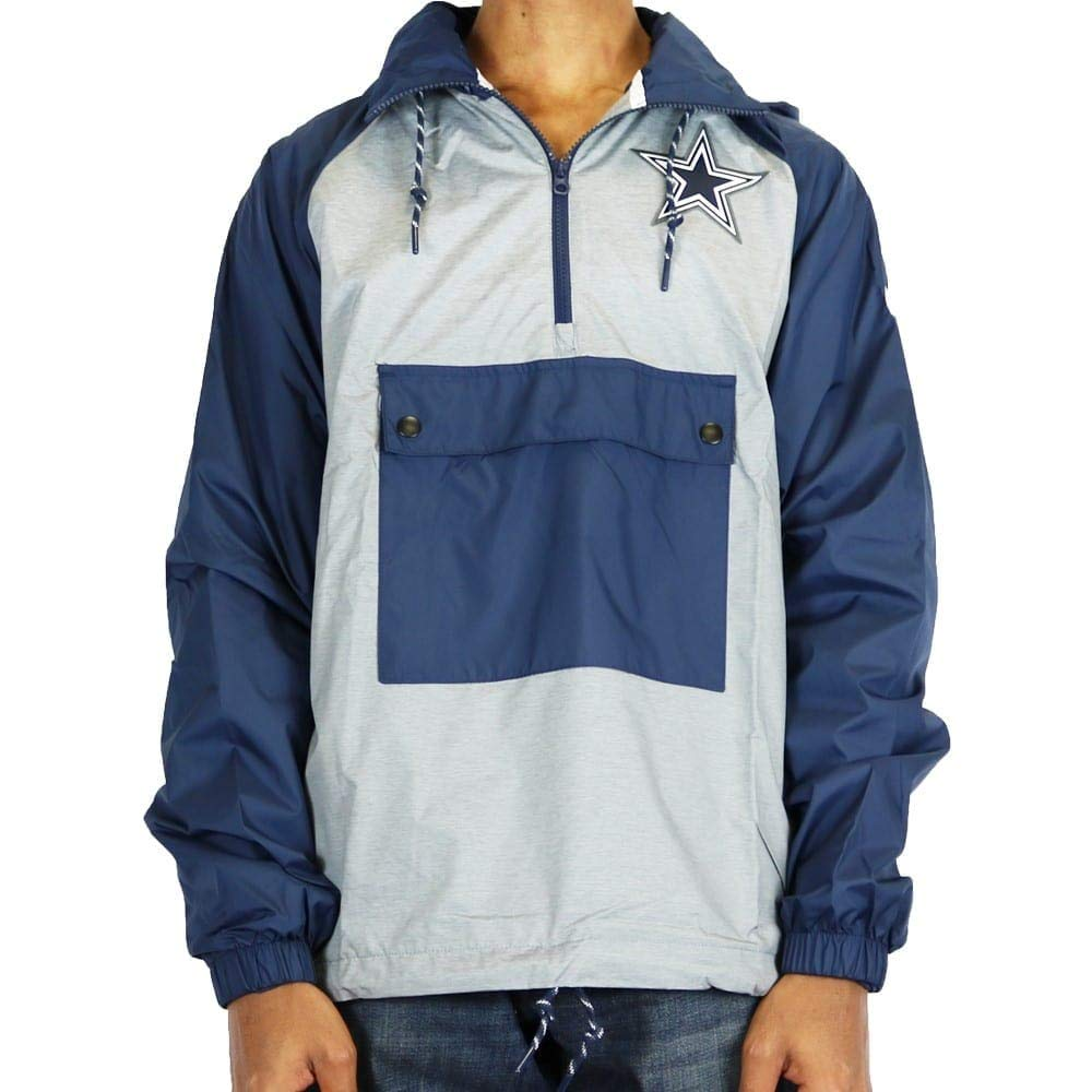 newest collection 6d014 52d20 Amazon.com : Dallas Cowboys Nike Anorak Pullover Jacket ...