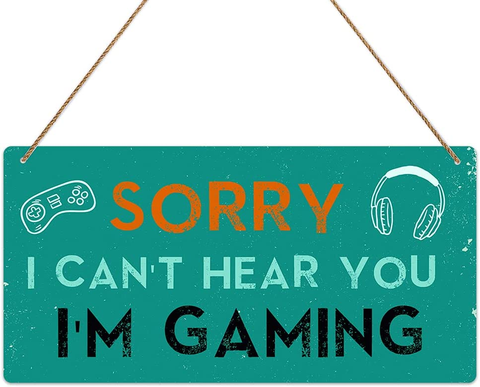 PETCEE Gaming Room Decor for Teen Boys,6