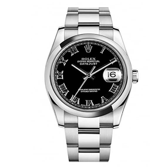 Rolex Datejust automatic-self-wind Mens Reloj 116200 (Certificado) de segunda mano