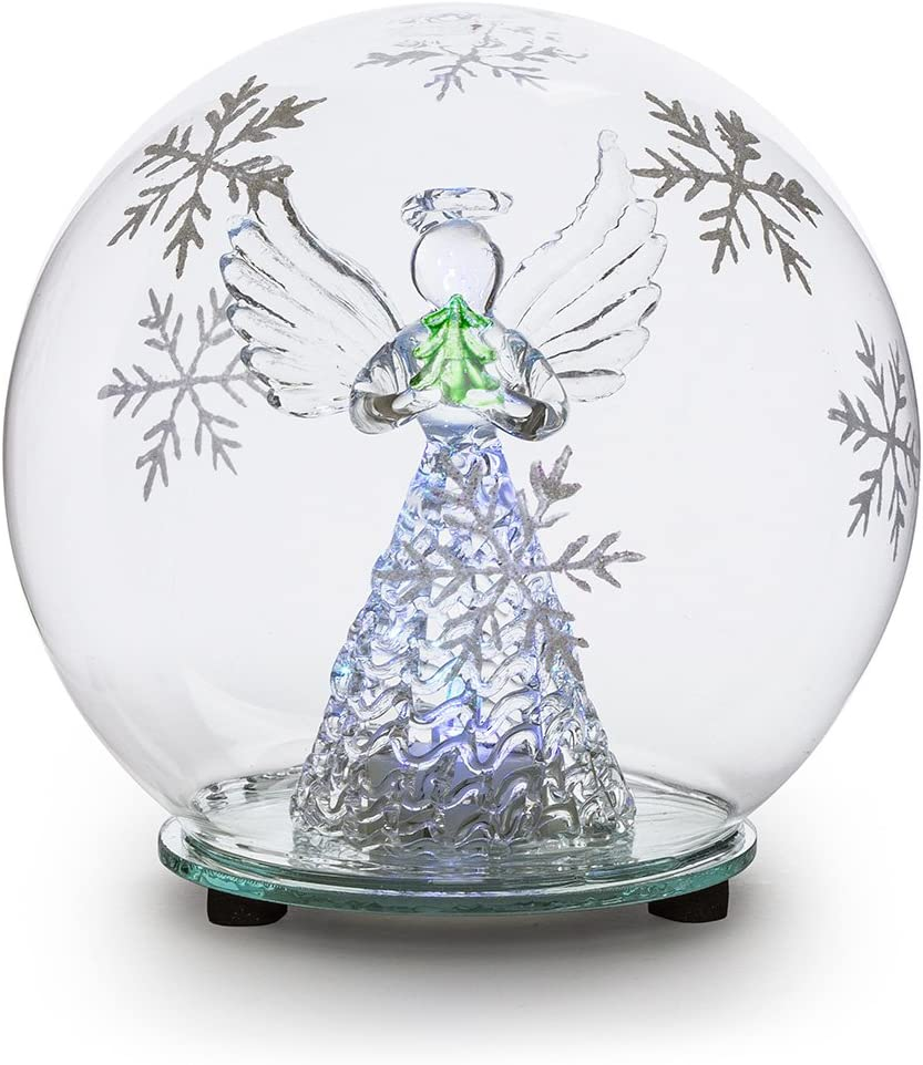 Dawhud Direct Glass Color Changing LED Angel Globe