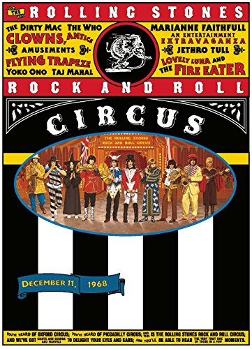 - The Rolling Stones Rock and Roll Circus