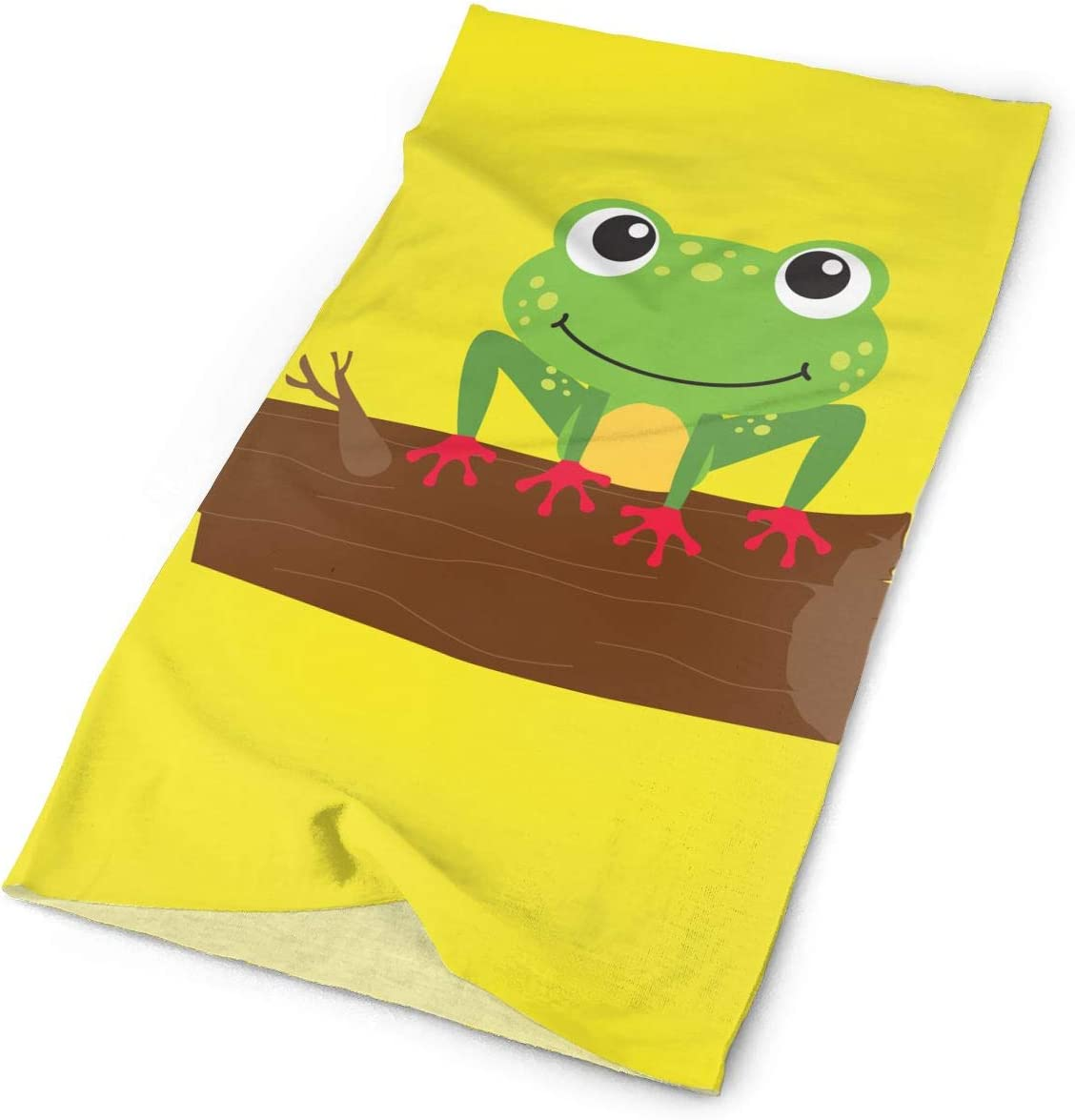 Crocodile and Cactus Unisex Fashion Quick-Drying Microfiber Headdress Outdoor Magic Scarf Neck Neck Scarf Hooded Scarf Super Soft Handle