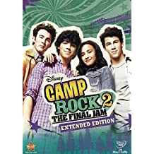 Camp Rock 2: The Final Jam Extended Edition 1 Disc DVD