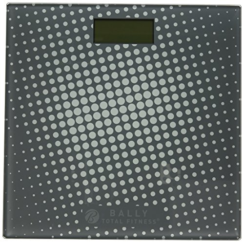 Price comparison product image Bally Bathroom Digital Scale,  Grey,  3.65 Pound