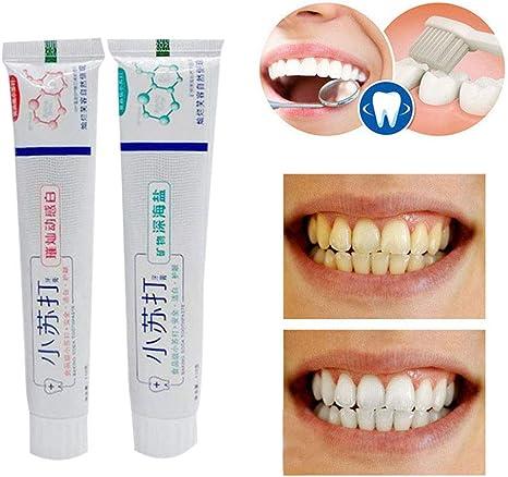を 歯磨き粉 する 歯 白く