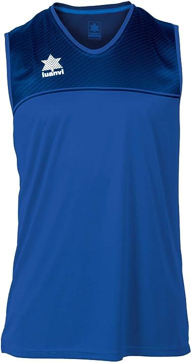 Luanvi 08483_0600 - Camiseta Deportiva Hombre: Amazon.es: Ropa y accesorios