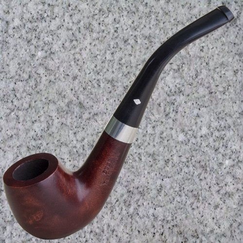 Dr. Grabow Duke Bent Pipe - Smooth Finish