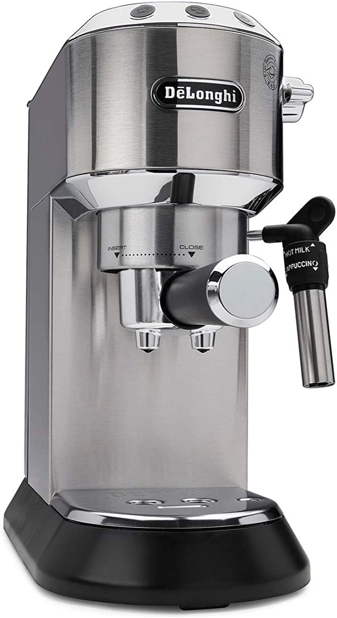 Amazon.com: DeLonghi EC685M Dedica Deluxe - Máquina de café ...