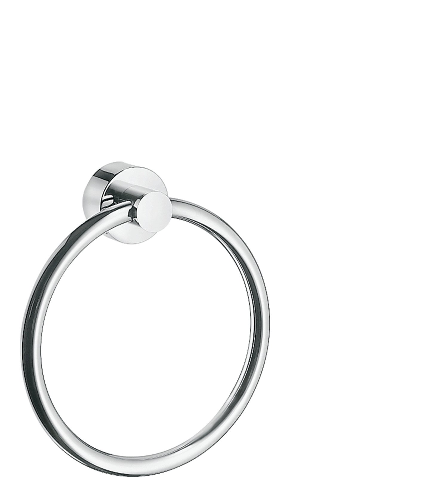 Axor 41521000 Uno Towel Ring in Chrome