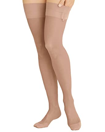 c9a4bdc4360 National Sheer Run Resistant Support Stockings