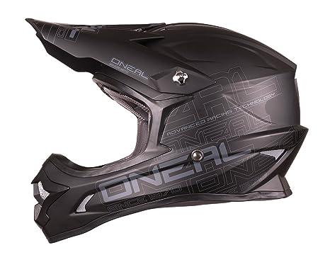 2017 Fox Racing Youth V3 Matte Black Helmet-YS